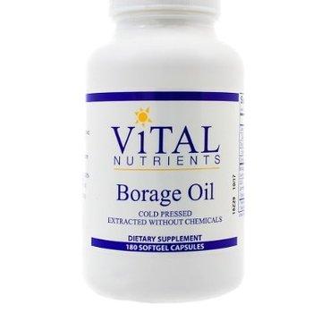 Vital Nutrients Borage Oil 180ct