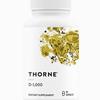 Thorne Research Vitamin D-1,000