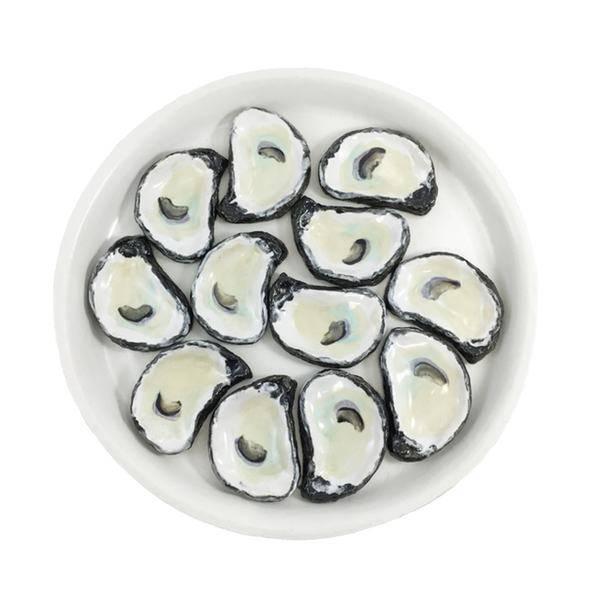 One Dozen Oyster Tray