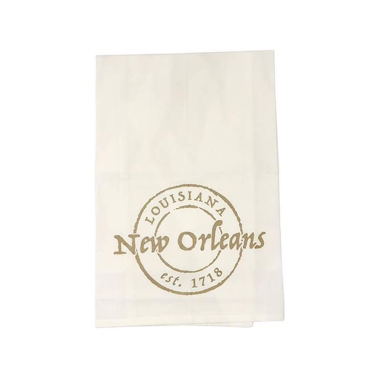 New Orleans Stamp Gold
