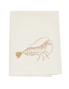 Shrimp Tea Towel