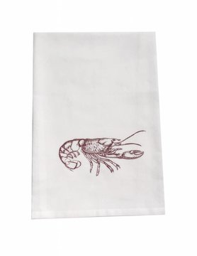 Al (Crawfish) Tea Towel