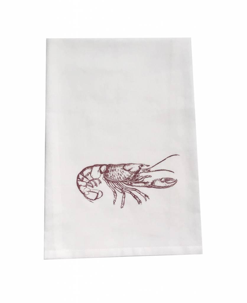 Al (Crawfish) Tea Towel
