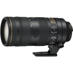 Nikon Nikon AF-S NIKKOR 70-200mm f/2.8E FL ED VR