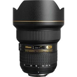 Nikon Nikon AF-S NIKKOR 14-24mm f/2.8G ED