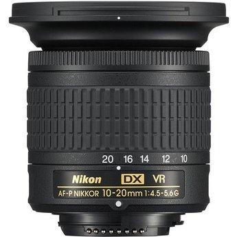 Nikon AF-P DX NIKKOR 10-20mm f/4.5-5.6G VR Lens  #20067