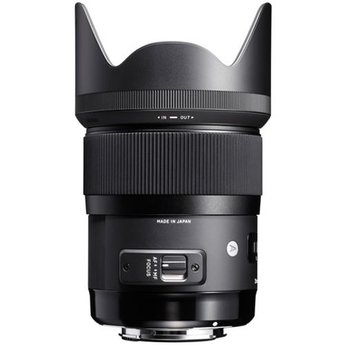 Sigma 35mm f/1.4 ART  (Canon)