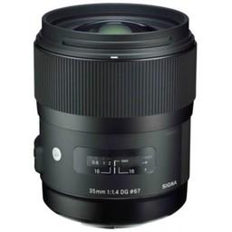 Sigma Sigma 35mm f/1.4 ART  (Canon)