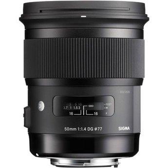 Sigma 50mm f/1.4 DG HSM ART (Nikon)