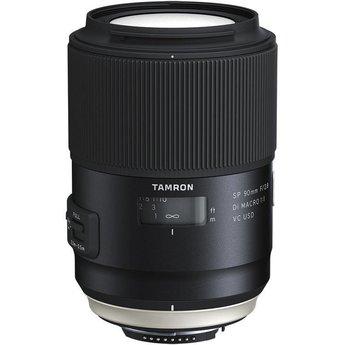 Tamron 90mm f/2.8 Di Macro VC USD (Canon)