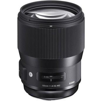 Sigma 135mm f/1.8 DG HSM Art (Canon)
