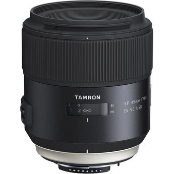 Tamron 45mm f/1.8 Di VC USD (Nikon)