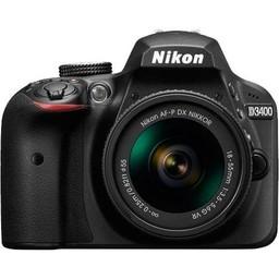 Nikon Nikon D3400 18-55 Kit (Black) #1571