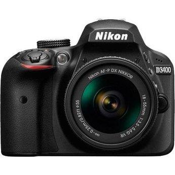 Nikon D3400 18-55 Kit (Black) #1571