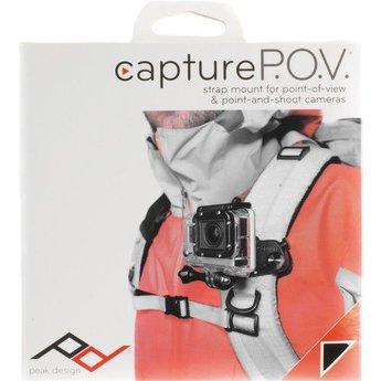 Peak Design Standard Capture Camera Clip w/ POV Kit