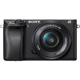 Sony a6300 w/16-50mm OSS