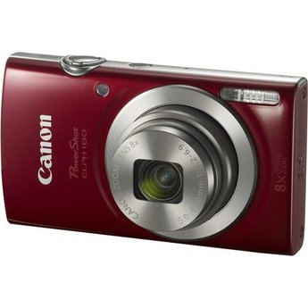 Canon Powershot ELPH 180 red