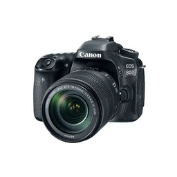 Canon Canon EOS 80D w/18-135mm IS USM Kit