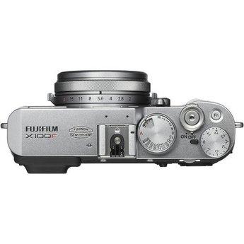 Fujifilm X100F (Silver)