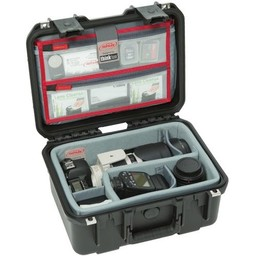 SKB SKB  iSeries 3i-1309-6 Case w/Think Tank Dividers & Lid Organizer