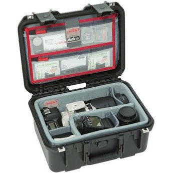 SKB iSeries 3i-1309-6 Case w/Think Tank Dividers & Lid Organizer
