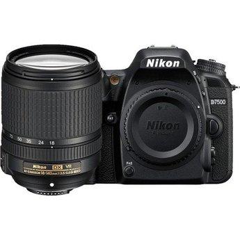 Nikon D7500 18-140 VR kit #1582