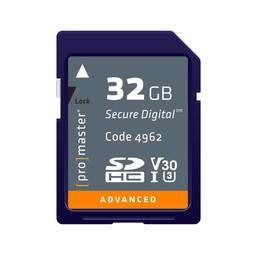 Promaster ProMaster 32GB Advanced #4962