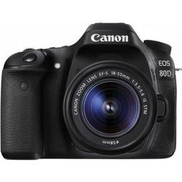 Canon Canon EOS 80D 18-55mm STM Kit