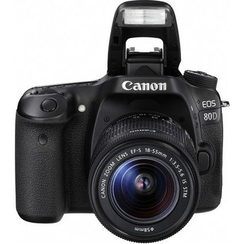 Canon EOS 80D 18-55mm STM Kit