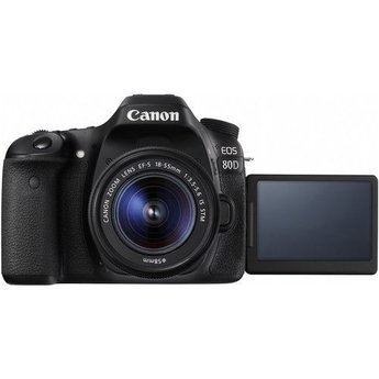 Canon Canon EOS 80D 18-55mm STM Kit