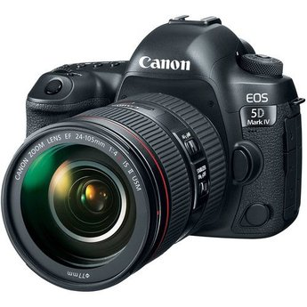 Canon EOS 5D Mark IV 24-105 IS Kit