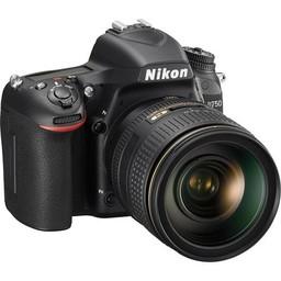 Nikon Nikon D750 24-120mm f/4G VR Kit #1549