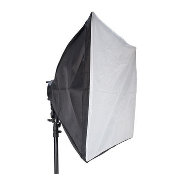 Promaster PRO VL-380 LED Studio Lighting Kit