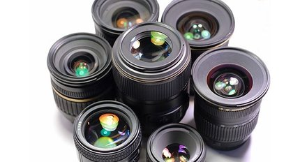 Used Camera Lenses