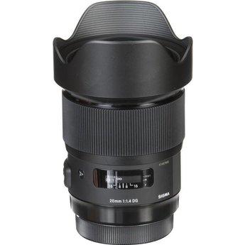 Sigma Sigma 20mm f/1.4 ART  (Canon)