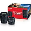 Canon Canon 2 Lens Kit - Portrait & Travel