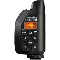 Pocket Wizard Pocket Wizard Plus III Transceiver