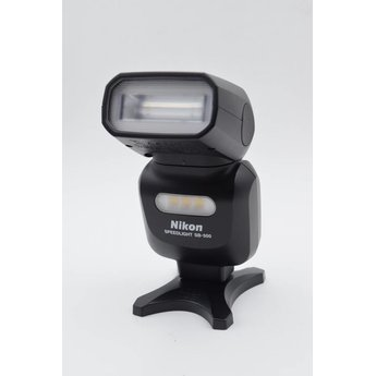 Used Nikon SB-500 Speedlight