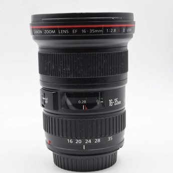 Used Canon 16-35mm f/2.8L