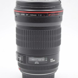 Used Canon EF 135mm f/2L USM