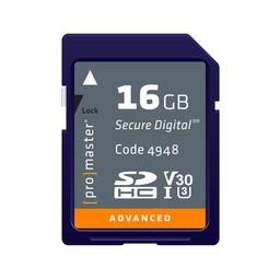 Promaster PRO 16GB Advanced #4948