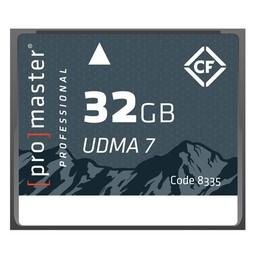 Promaster PRO 32GB CF Rugged #8335