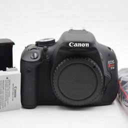 Used Canon T3i Body