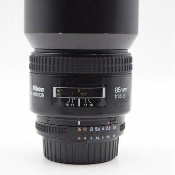 Used Nikon 85mm 1.8D