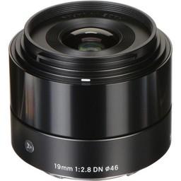 Sigma Sigma 19mm 2.8 DN E