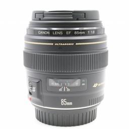 Used Canon EF 85mm f/1.8 USM