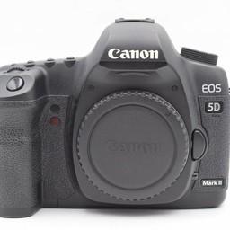 Used Canon EOS 5D Mk II - Body 86,025 clicks