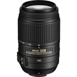 used Nikon 55-300 VR