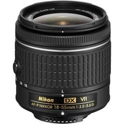 used Nikon 18-55 VR AF-P