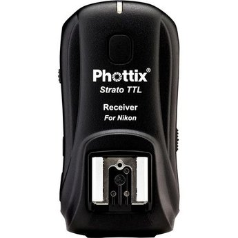 Phottix Strato TTL Flash Trigger Receiver (Nikon)